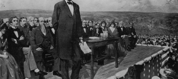 an analysis of the gettysburg address of abraham lincoln The gettysburg address is a speech by us president abraham lincoln, and one of the best-known speeches in american history.