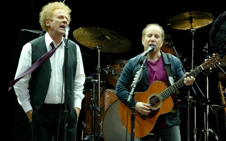 充满诗意与优美和声的美国男声双重唱组合Simon  Garfunkel - LM40303 - LM40303