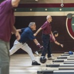 Helen Newman Bowling Alley Prepares for Visiting Dads on Parents' Weekend