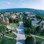 Cornell Ranked Among Top Three Universities in Tompkins County