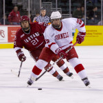 Cornell Hockey Only Down by Three Goals Entering Fourth Quarter