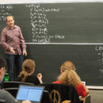 Professor Encourages Students to Ask Questions He Already Knows How to Answer