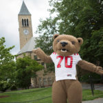 Cornell Unwilling to Comment on Whether or Not Touchdown the Bear Has Sex