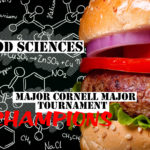 2nd Annual Major Cornell Major Tournament Winner: FOOD SCIENCES
