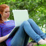 Student Badly Misjudges Discomfort of Doing Homework Under a Tree