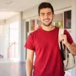 Student a New Man After Four-Day February Break