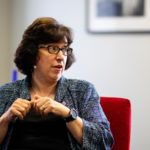 Martha Pollack Fires Off Quick Email on Swastika Before Heading Back to IBM
