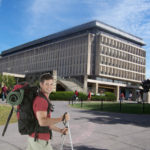 Modern Day Lewis and Clark? Adventurous Student Embarks on Expedition to Olin Library