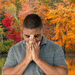 Student Torn Between Enjoying Warm Autumn and Fearing Climate Change