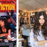 Rivalry Between Student and Uma Thurman on Roommate's Pulp Fiction Poster Intensifies