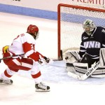 Easy Target: The New Hampshire Goalie's Father Just Got Laid Off