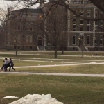 Football Fever: These Students Were So Excited About the Super Bowl They Tackled a Stranger
