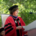 5 Wildest Lines From Martha Pollack's Inaugural Address