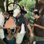 Heartwarming: When This Student In a Wheelchair Felt Left Out, These Brothers Helped Him Do a Keg Stand!