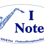 November 6th: You Know What to Do. It's National Saxophone Day