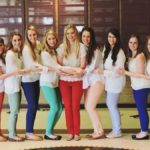 Inspiring! Sorority Elects All-Female Eboard