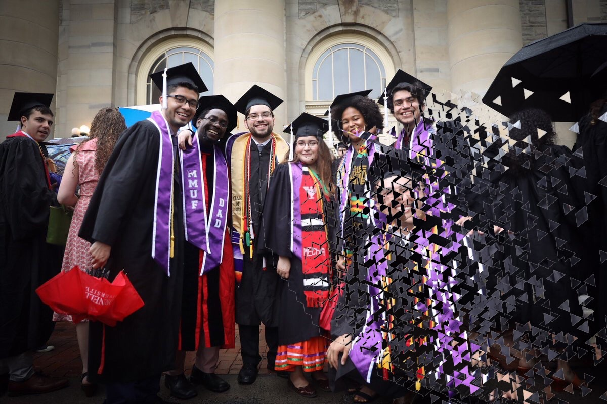 Real-Life Avengers! After Graduation, Half Your Friends Will