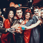 Spooky! Everybody Who Had a Halloween Party this Weekend Were Also Dumb Enough to Post About It