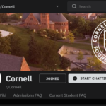 Concerning! Student Pours Heart Out to Cornell Subreddit Instead of Seeking Counsel From People Who Are Not Maladjusted Internet Strangers