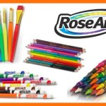 Rose Art Museum Announces Partnership with Roseart Crayon Company