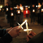 Students Hold Vigil for A Less Interesting Spring Semester