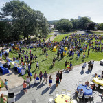 Highlights of First-Year Orientation